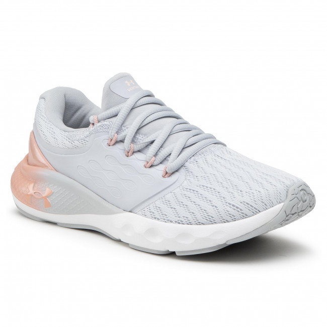 Boty UNDER ARMOUR - Ua W Charged Vantage 3023565-106 Gry/Gry
