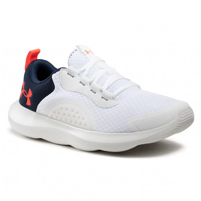 Boty UNDER ARMOUR - Ua Victory 3023639-100 Wht