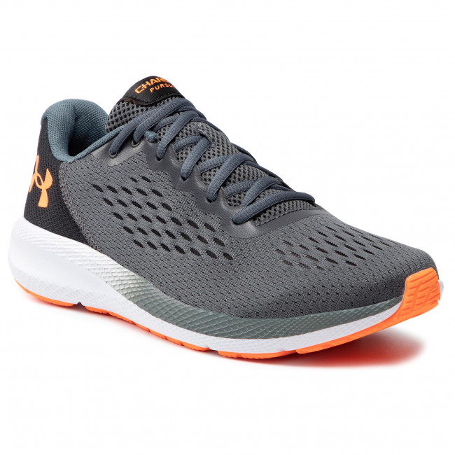 Boty UNDER ARMOUR - Ua Charged Pursuit 2 Se 3023865-103 Gry/Wht