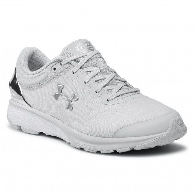 Boty UNDER ARMOUR - W Charged Escape3 Evochrm 3024624-100 Gry