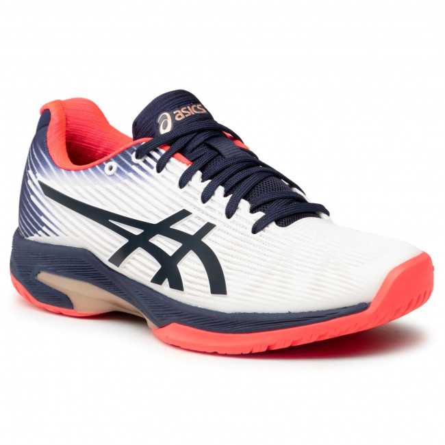 Boty ASICS - Solution Speed Ff 1042A002 White/Peacoat 102