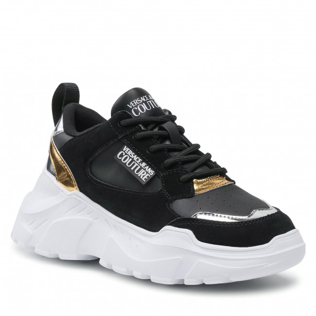 Sneakersy VERSACE JEANS COUTURE - 71VA3SC2 ZP002 899