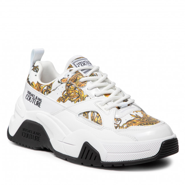 Sneakersy VERSACE JEANS COUTURE - 71VA3SF3  ZS026 G03