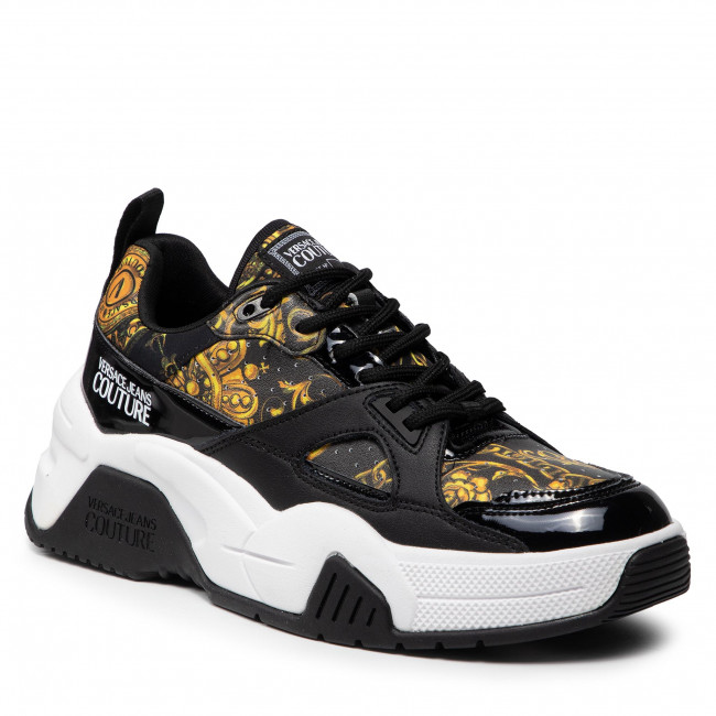 Sneakersy VERSACE JEANS COUTURE - 71VA3SF3  ZP026 G89