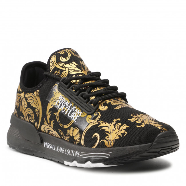 Sneakersy VERSACE JEANS COUTURE - 71YA3SA4 ZS045 G89
