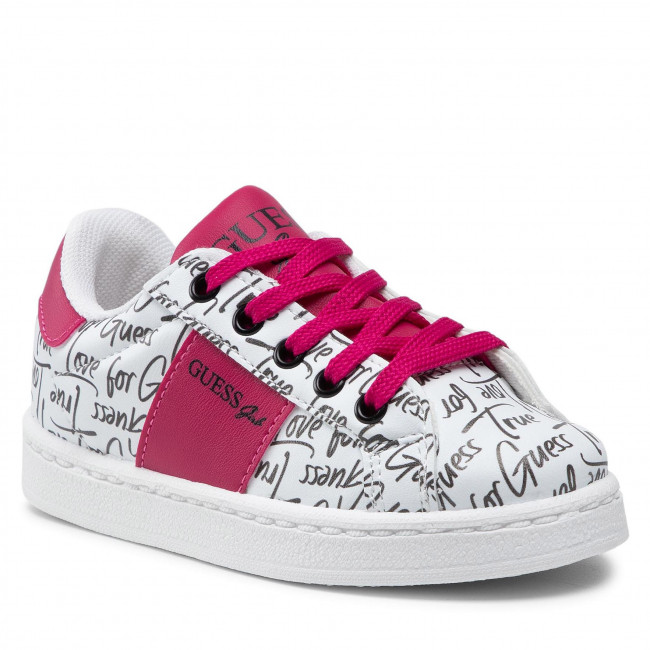 Sneakersy GUESS - FILUY8 ELE12 WHIMU