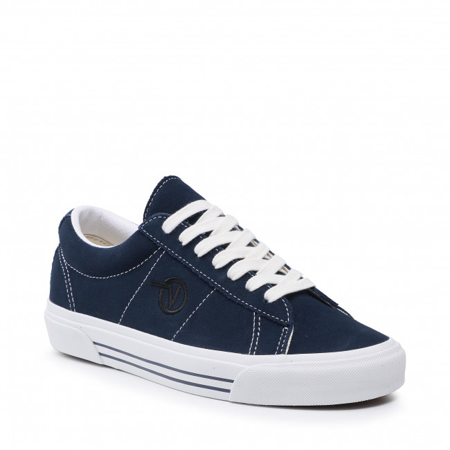 Tenisky VANS - Sid VN0A54F5I631  (Suede) Dressblues/Truwhte