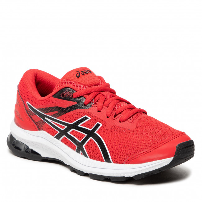 Boty ASICS - Gt-1000 10 Gs 1014A189  Electric Red/Black
