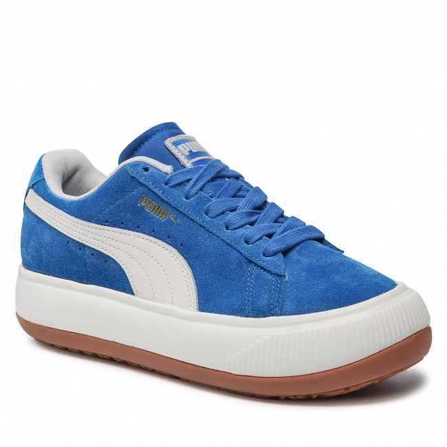 Sneakersy PUMA - Suede Mayu Up Wn's 381650 01 Lapis Blue/Marshmallow