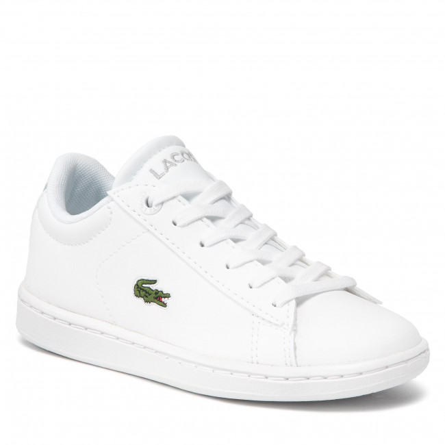 Sneakersy LACOSTE - Carnaby Evo Bl 21 1 Suc 7-41SUC000321G Wht/Wht