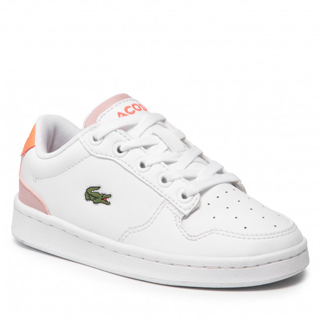 Sneakersy LACOSTE - Masters Cup 0721 1 Suc 7-41SUC00111Y9 Wht/Lt Pnk