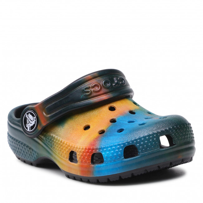Nazouváky CROCS - Classic Out Of This World II Clog Kids 206818 Multi