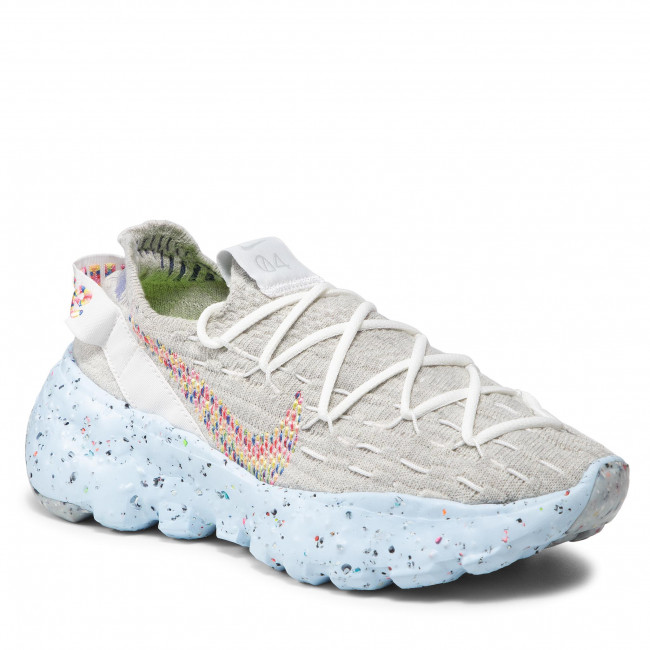 Boty NIKE - Space Hippie 04 CD3476 102 Summit White/Multi Color