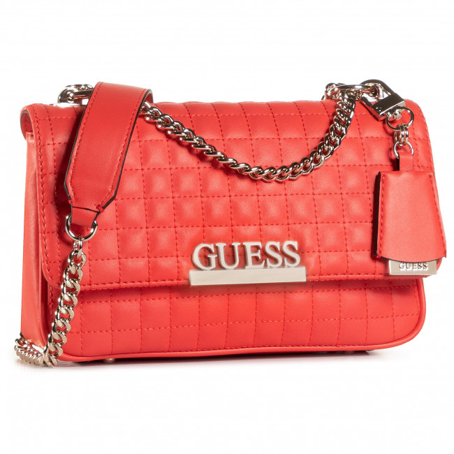 Kabelka GUESS - Matrix (VG) HWVG77 40210 Red