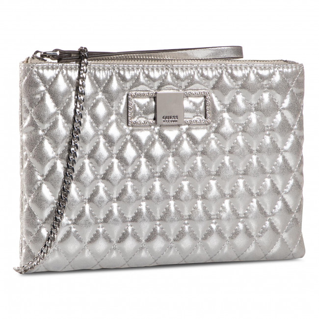 Kabelka GUESS - Dinner Date (Ms) Evening Bags HWMS77 53690 SIL