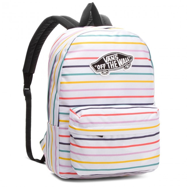 Batoh VANS - Realm Backpack VN000NZ0RHQ  Party Stripe