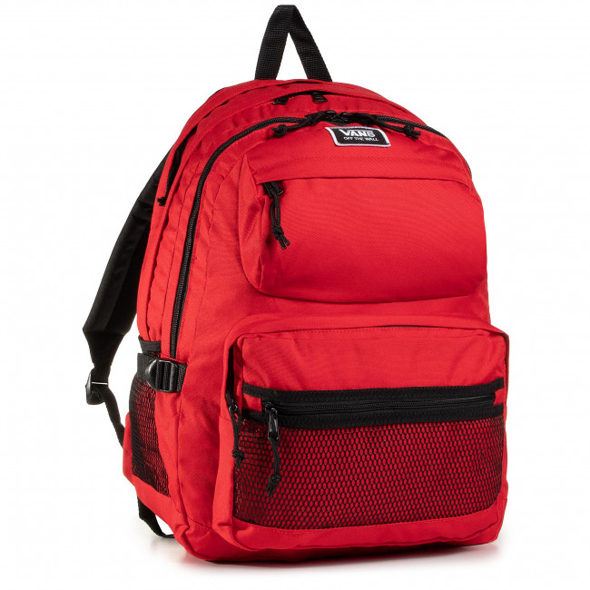 Batoh VANS - Stasher Backpack VN0A4S6YIZQ1 Racing Red