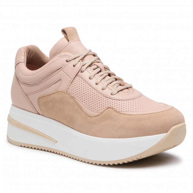 Sneakersy GINO ROSSI - RST-LUXORY-01 Beige