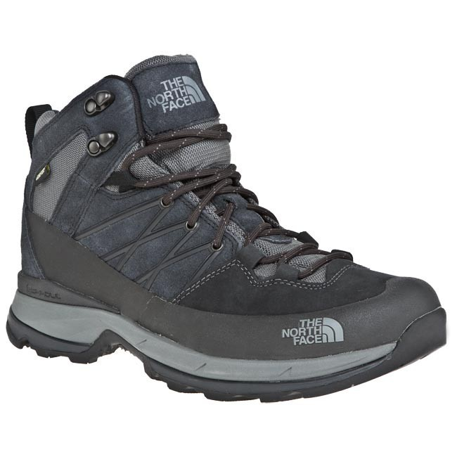 Trekingová obuv THE NORTH FACE - T0A4UVKT0-7H Black/Asphalt Grey
