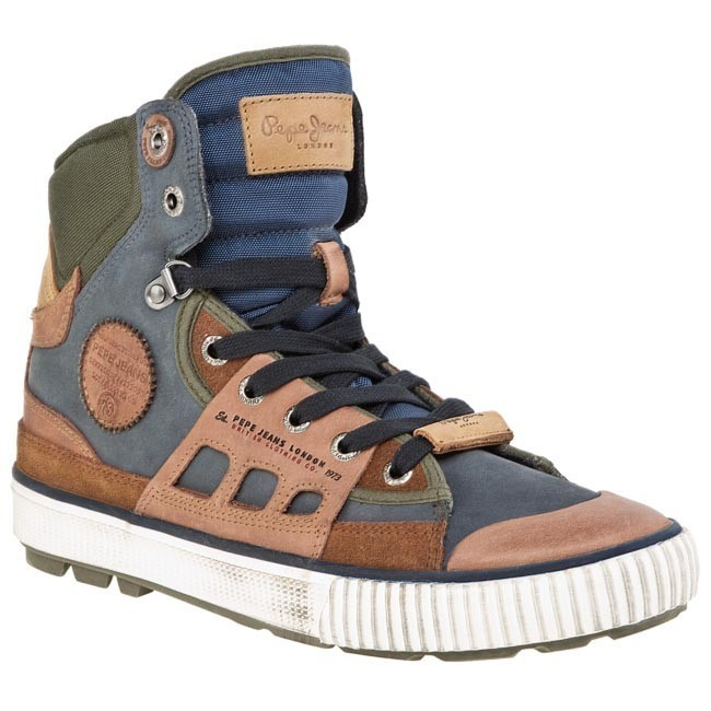 Sneakersy PEPE JEANS - PFS30780 575