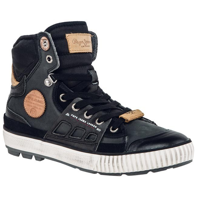 Sneakersy PEPE JEANS - PFS30782 999