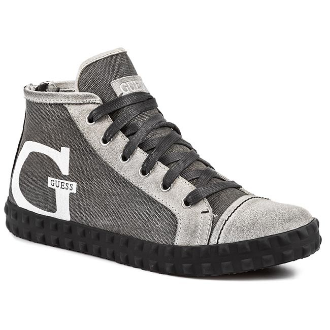 Sneakersy GUESS - Billy FM2BLY FAB12 LGREY