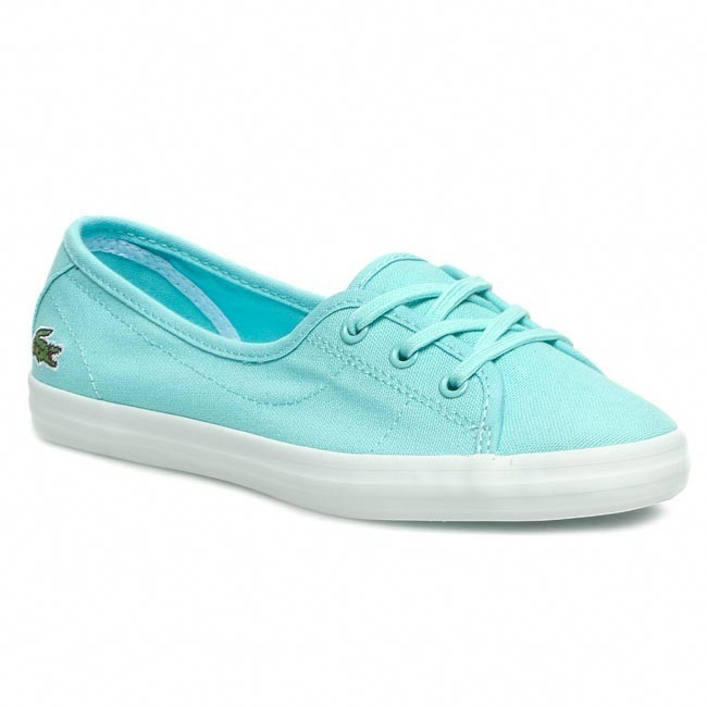 Tenisky LACOSTE - Ziane Chunky ABB SPW 7-27SPW0134LQ Light Turquoise