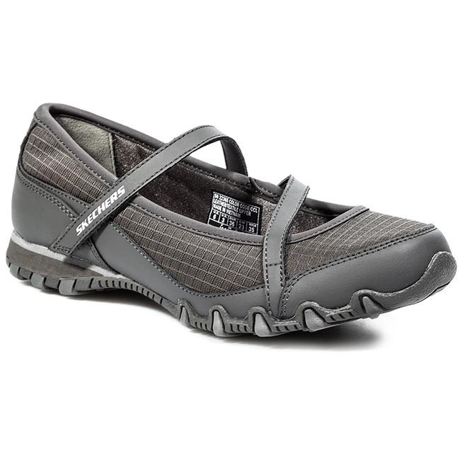 Polobotky SKECHERS - 22365/CCL Charcoal