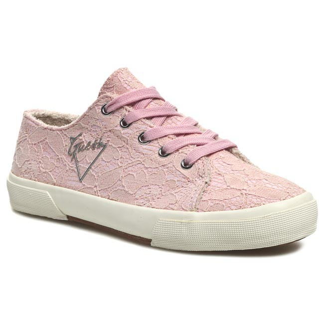 Tenisky GUESS - FL5STO LAC12 PINK