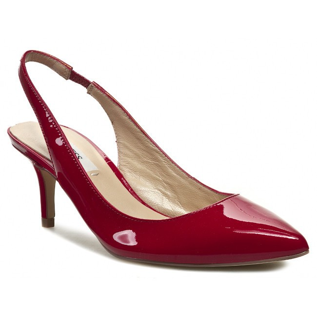 Sandály GUESS - Delling2 FL2DNG PAL05 RASPBERRY