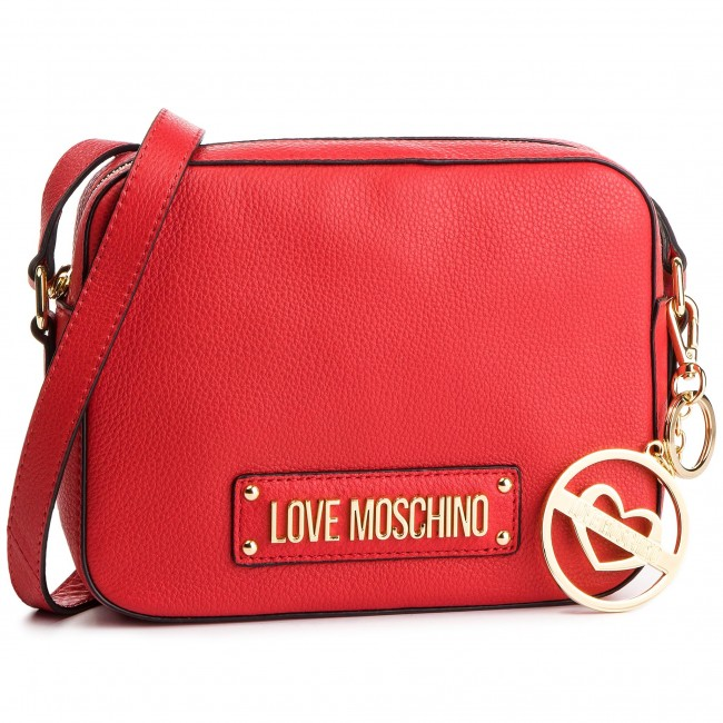 Kabelka LOVE MOSCHINO - JC4344PP17L60500 Rosso