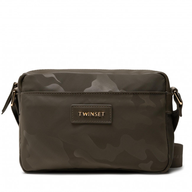 Kabelka TWINSET - 212TB7273  Camouflage Verde Militare 06230