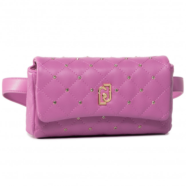 ledvinka LIU JO - Belt Bag AA0213 E0041 Pink Bubble X0233