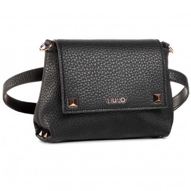 ledvinka LIU JO - Belt Bag NF0056 E0161 Nero 22222