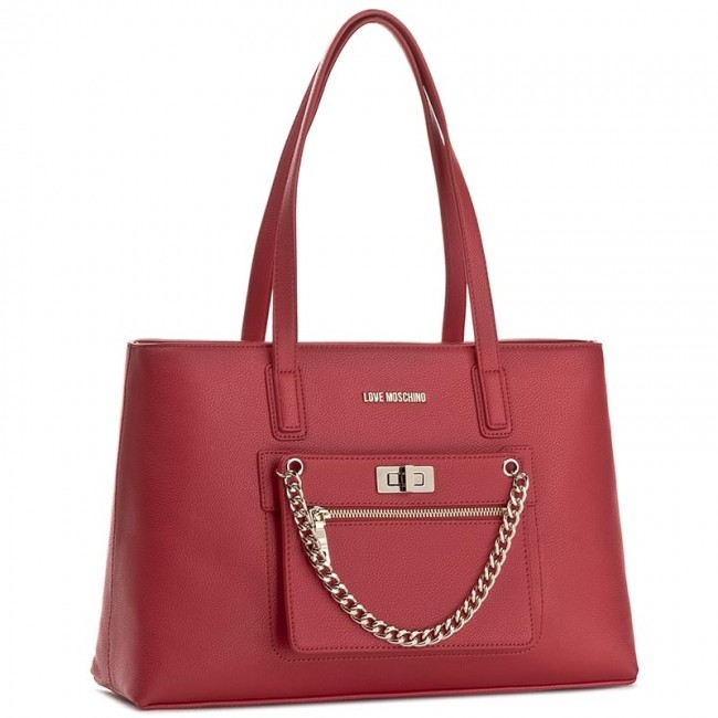Kabelka LOVE MOSCHINO - JC4094PP14LN0500  Rosso