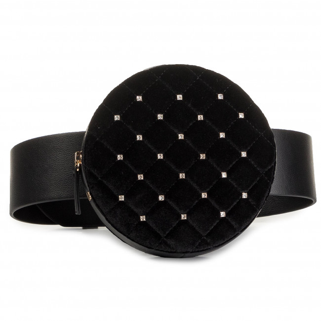 ledvinka LIU JO - Belt Bag A69177 T0258 Nero 22222