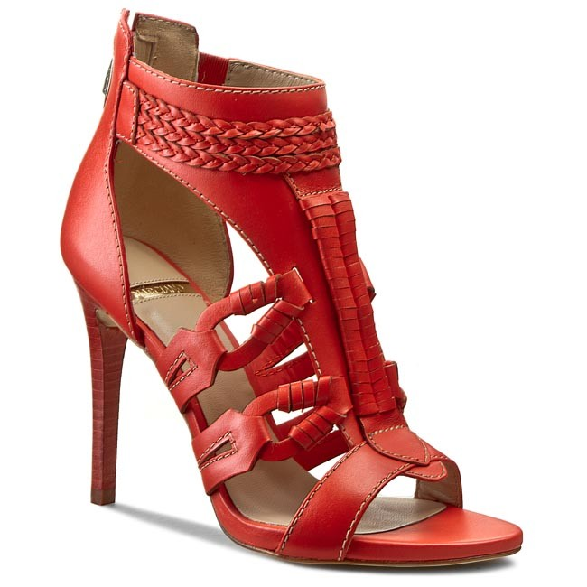 Sandály GUESS - BY MARCIANO FL2SPE LEA03 RED