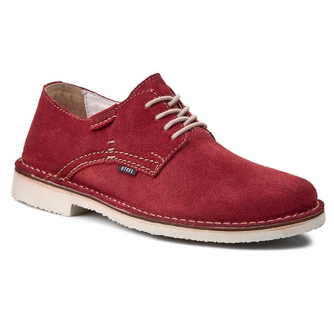 Polobotky STEEL - 303/W-8/1545 Red