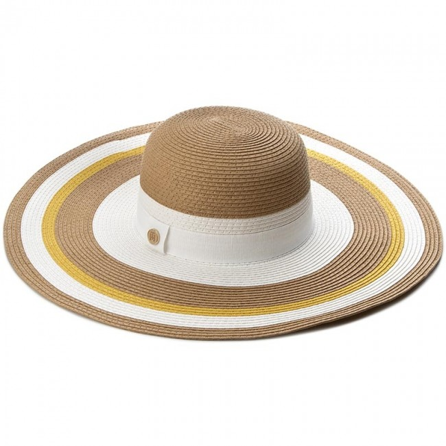 Klobouk TOMMY HILFIGER - Honey Hat AW0AW03847 902
