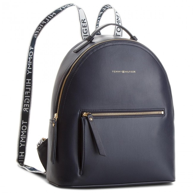 Batoh TOMMY HILFIGER - Iconic Tommy Backpack AW0AW05592  901
