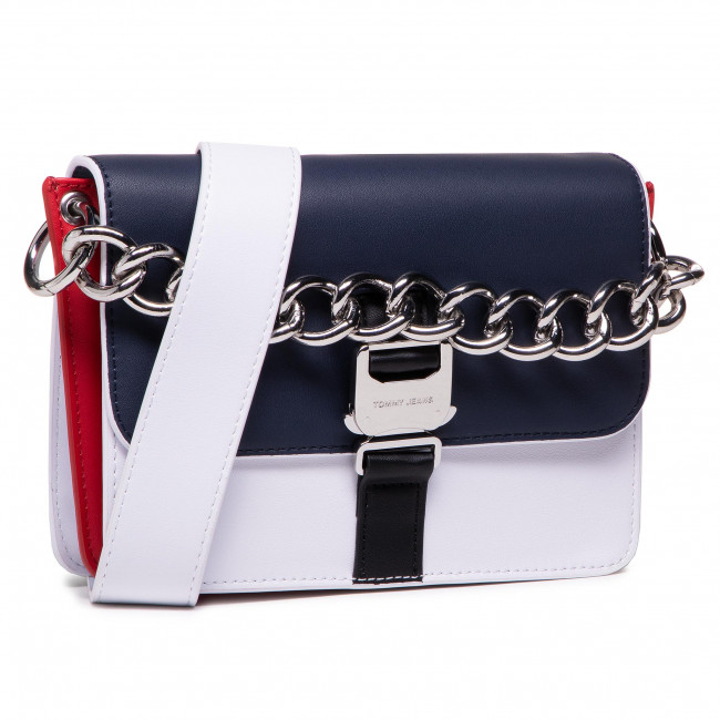 Kabelka TOMMY JEANS - Tjw Item Flap Crossover AW0AW09720 0GY