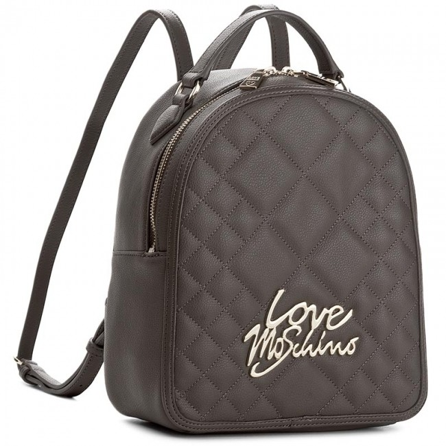 Batoh LOVE MOSCHINO - JC4058PP14LF0001 Trap.Grigio