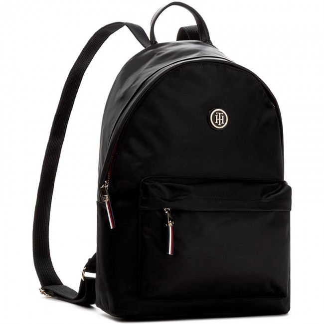 dfe11278f Batoh TOMMY HILFIGER - Poppy Backpack AW0AW03637 002 - Ruksaky ...