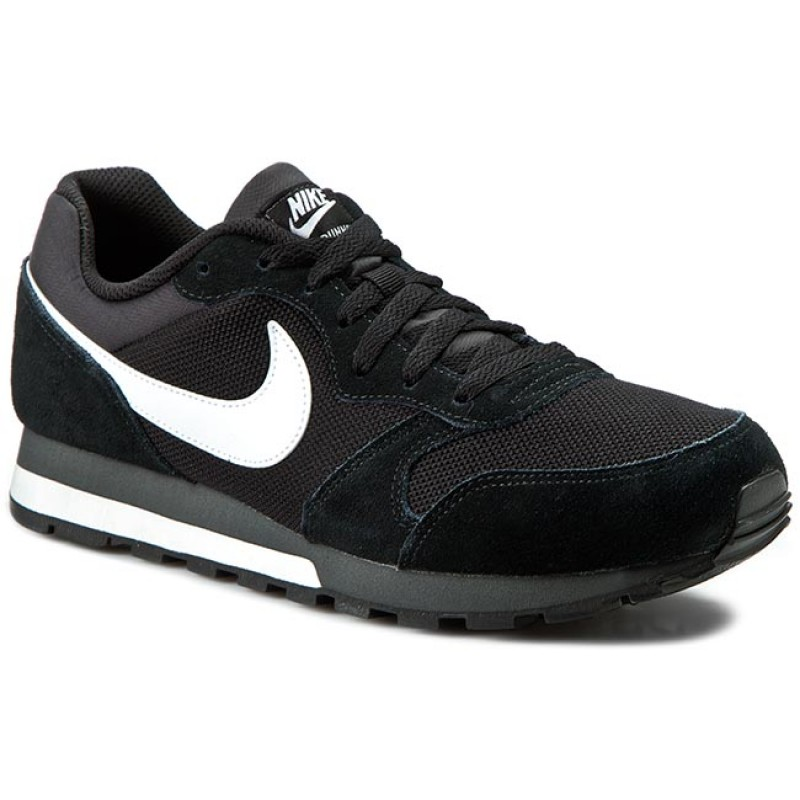 Boty NIKE - Md Runner 2 749794 010 Black White Anthracite 90f2aefebb