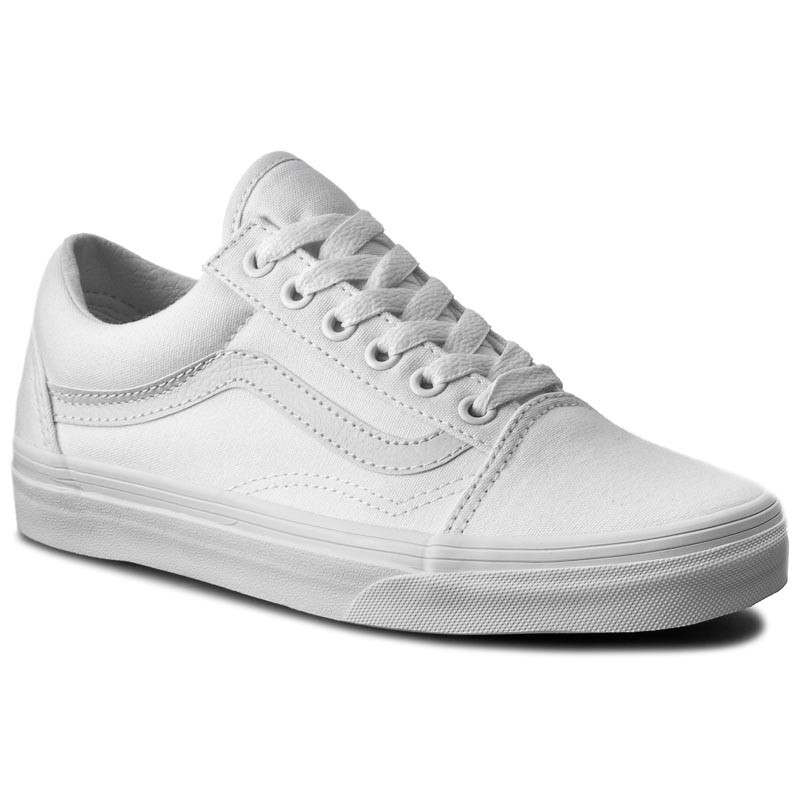 Tenisky VANS - Old Skool VN000D3HW00 True White 6ccc33f1be