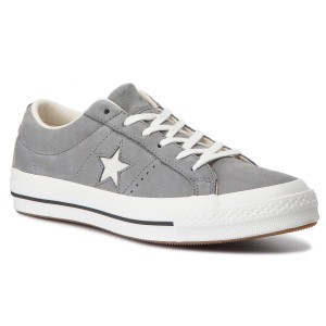 ad442c1a953 Tenisky CONVERSE One Star Ox 161584C Mason Egret Vintage White