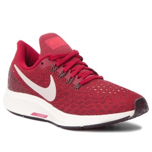 timeless design 93ec8 b8592 Boty NIKE - Air Zoom Pegasus 35 942855 604 Red Crush Moon Particle