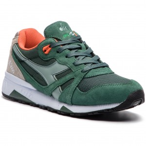 Sneakersy DIADORA N9000 III D501.171853 01 C7736 Dark Forest Chinois Green 0e08bdcf64