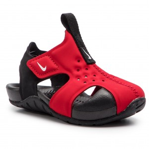 save off 88a6d c4500 Sandály NIKE Sunray Protect 2 (TD) 943827 601 University Red White Black