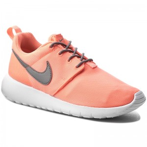 premium selection 31223 4782a Boty NIKE Roshe One (GS) 599729 612 Lava Glow Cool Grey White